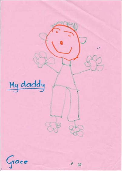 Grace_drawing_dad